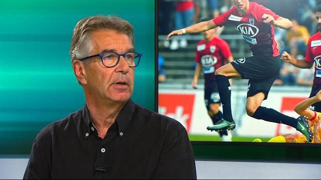 Der FC Aarau ist im Cup ausgeschieden, steht nach sechs Liga-Spielen ohne Punkte da und reist nun zu Leader Lausanne. Rolf Cavalli, stellvertretender Chefredaktor, und Fussballreporter Ruedi Kuhn analysieren die aktuelle Lage des Vereins.