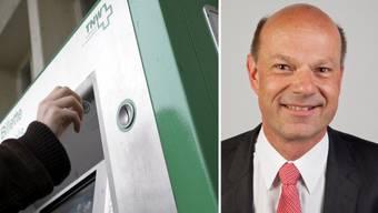 Der neue Geschäftsführer des Tarifverbund Nordwestschweiz Adrian Brodbeck.