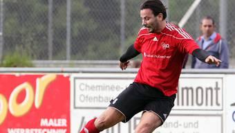 In den zwei letzten Vorrundenpartien verlangt Stürmer Thomas Tsutis vom FC Rothrist einen geschlossenen Auftritt.