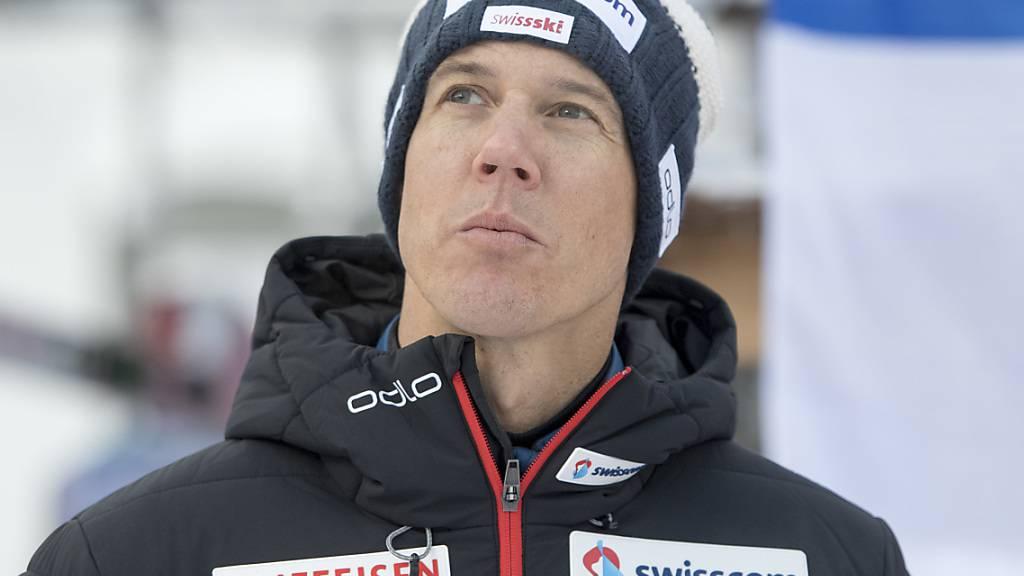 Andreas Küttel über das Leben nach dem Spitzensport