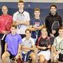 Der Basler Lawn Tennis Club verfügt über ambitionierte Nachwuchsspieler.