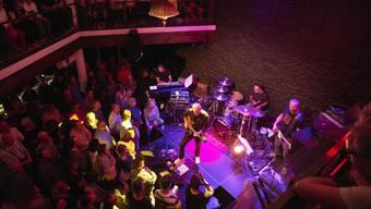 In den Kulturlokalen Parterre One und das Atlantis (Bild) müssen wohl über 100 Konzerte und Veranstaltungen abgesagt werden.