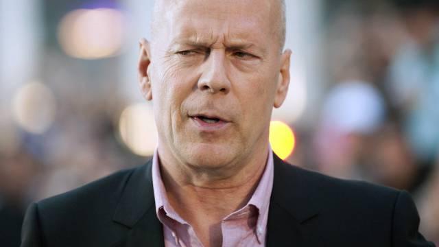 Bruce Willis macht einen Abstecher auf die Theaterbühne
