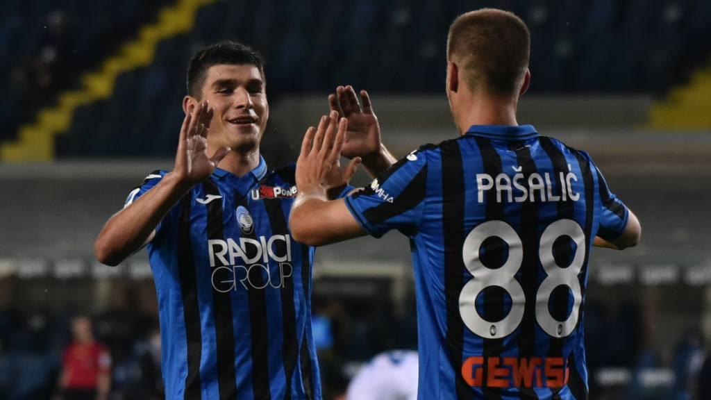 Atalanta Bergamo deklassiert Aufsteiger Brescia 6:2