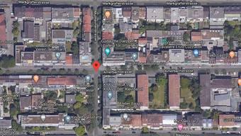 Am 6. April kam es in der Müllheimerstrasse zu einem Brand im 3. Stock eines Mehrfamilienhauses.