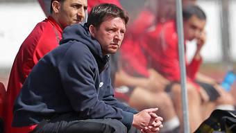 Remo Gaugler (vorne) verlässt den FC Basel nach über 15 Jahren.