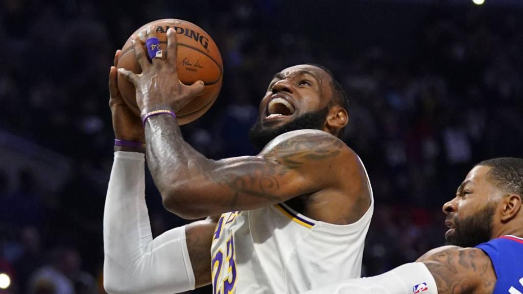 LeBron James, Kevin Durant und Co. wollen wieder spielen