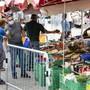 Marktbetreiber sind in Lausanne vorderhand von Gebühren befreit. (Symbolbild)