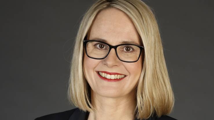 Sandra Traxler-Indermühle.