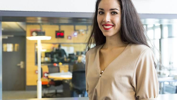 Miss Schweiz Lauriane Sallin weilt derzeit auf Benefiz-Mission in Rio de Janeiro. Wie am Sonntag bekannt wurde, fällt die diesjährige Miss-Schweiz-Wahl wohl ins Wasser; das würde Sallins Missenjahr verlängern. (Archivbild)
