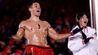Tonga-Langläufer Pita Taufatofua verkörpert die Sportler-Freude an Olympischen Spielen.