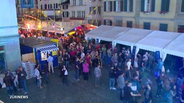 Positive Bilanz: Albanifest Winterthur