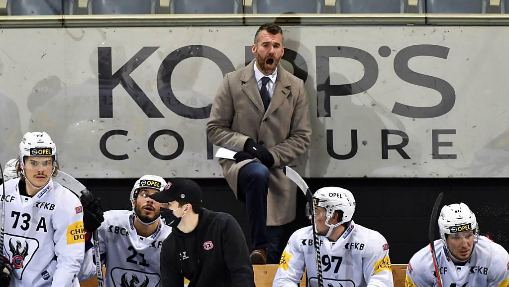 Fribourg-Gottéron schaffte wieder einmal einen Sieg auf fremdem Eis.