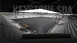 Ein Bijou: Das neue Stade de la Tuilière in Lausanne.