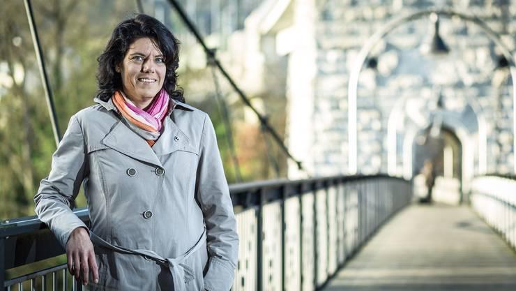 Barbara Horlacher stellt sich zur Verfügung für das Amt als Brugger Stadtammann.