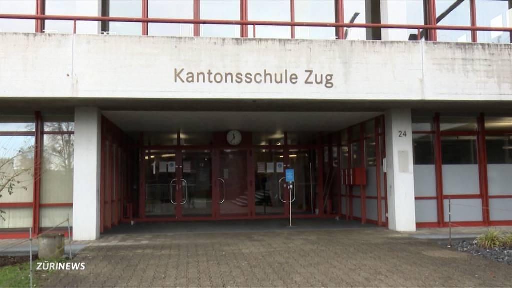 Regelmässige Massentests an Oberstufe in Zug geplant