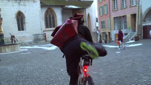 Schweizer Velokuriere mit erstem Gesamtarbeitsvertrag