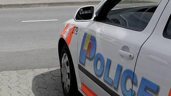 Auto der Genfer Polizei (Symbobild)