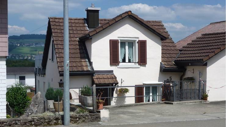 Das Haus an der Göslikerstrasse 25 wird nicht als Asylunterkunft gekauft.
