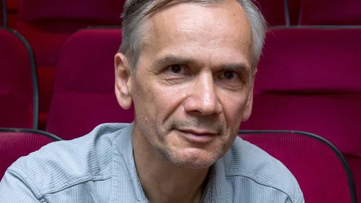 Der deutsche Schriftsteller Lutz Seiler. (KEYSTONE/DPA/Hendrik Schmidt)