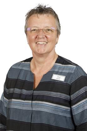 Gina Kunst, Geschäftsleiterin der GAG.