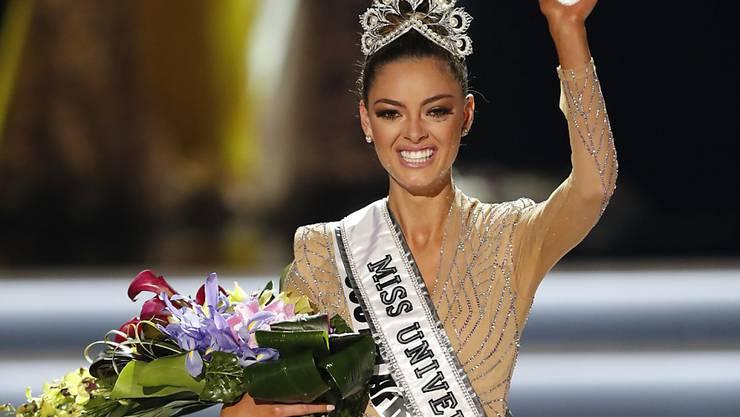 Die Südafrikanerin Demi-Leigh Nel-Peters ist zur Miss Universe 2017 gekürt worden.