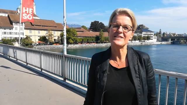 Andrea Lenggenhager, Leiterin Stadtbauamt Solothurn: «Solothurn ist grundsätzlich attraktiv für Velofahrer.»