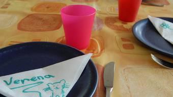 Nach drei Pilotphasen wird der Mittagstisch für die Schülerinnen und Schüler der Oberstufe definitiv eingeführt. az-Archiv/wal