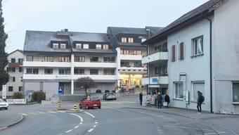 Seit 1986 steht der Kiosk im Dorf.