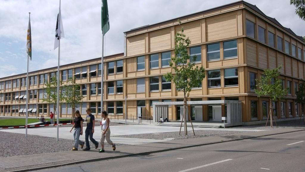 Insgesamt starten 1167 Schülerinnen und Schüler an den sechs Mittelschulen in St.Gallen.