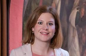 Salome Hofer, Grossratspräsidentin und eine der Beschwerdeführerinnen