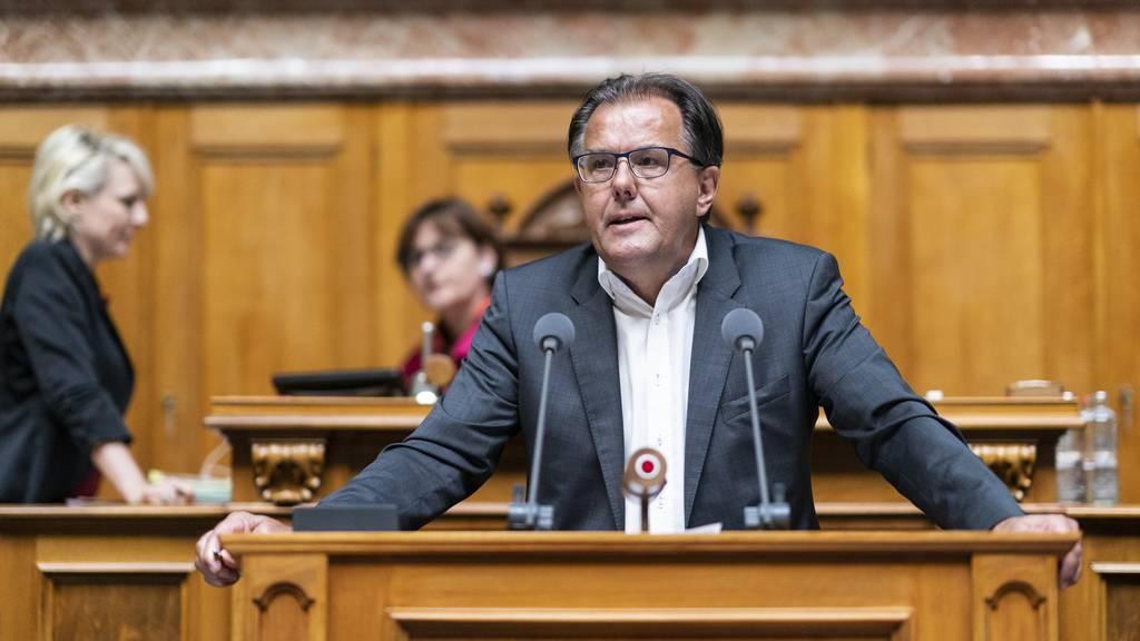 Peter Schilliger kehrt in den Nationalrat zurück