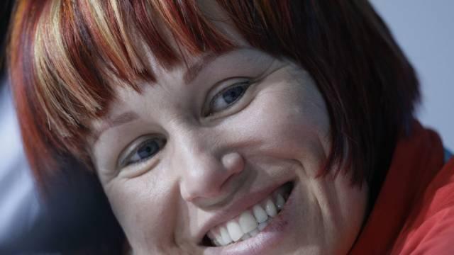 Nach elf Jahren wird die fünffache Weltmeisterin Kati Wilhelm ihre Karriere beenden