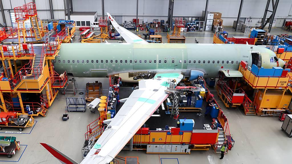 Airbus liefert im Juli weniger Flugzeuge aus