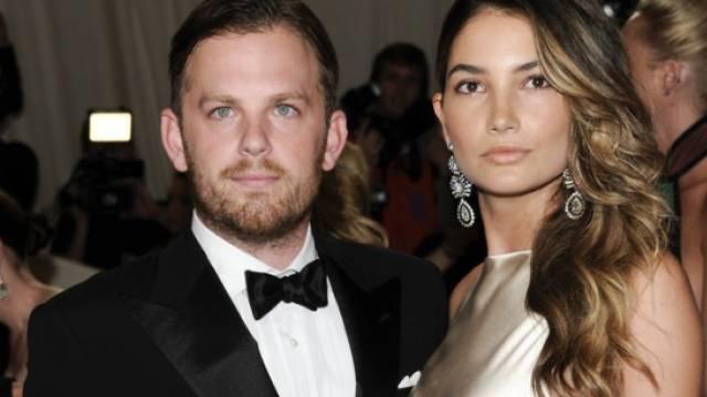 Caleb Followill mit Ehefrau Lily (Archiv)