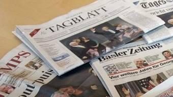 Schweizer Zeitungen (Symbolbild)