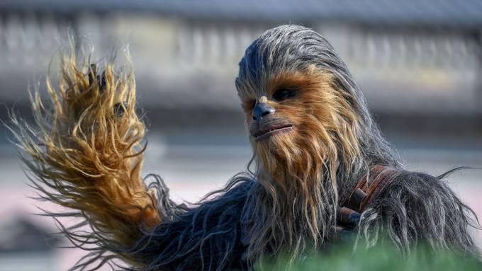 Der Chewbacca-Darsteller ist tot