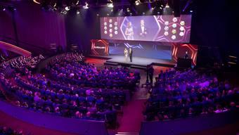 Statt der Fussballer selbst stand bei der glamourösen SFL Award Night die Modusdiskussion im Zentrum.