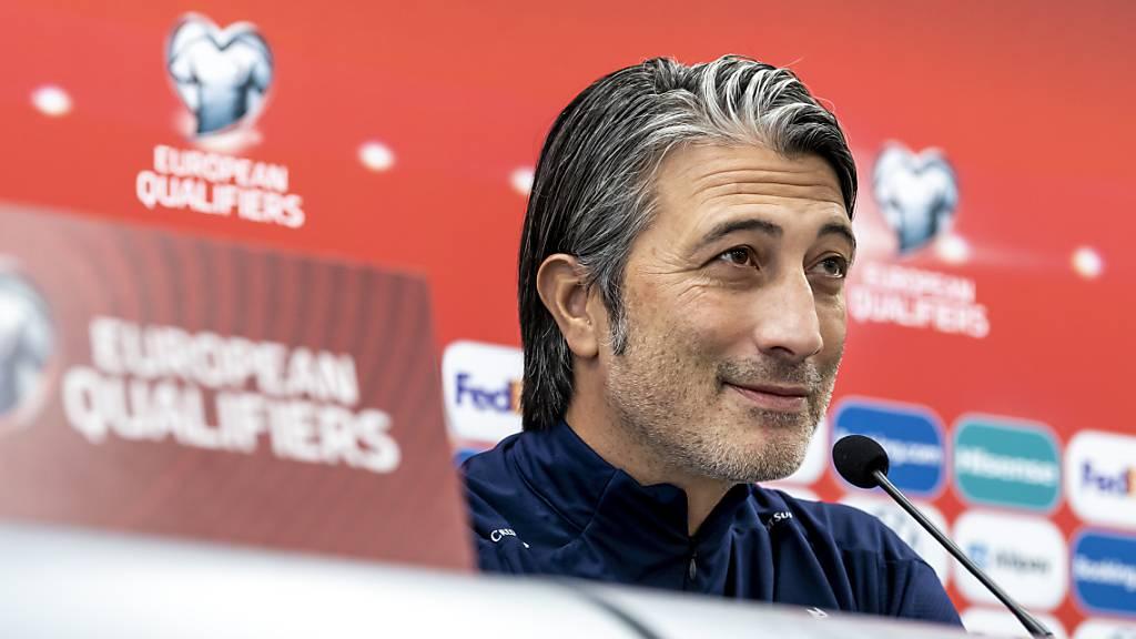 Murat Yakin hat die beste Startbilanz als Schweizer Nationaltrainer seit 1981