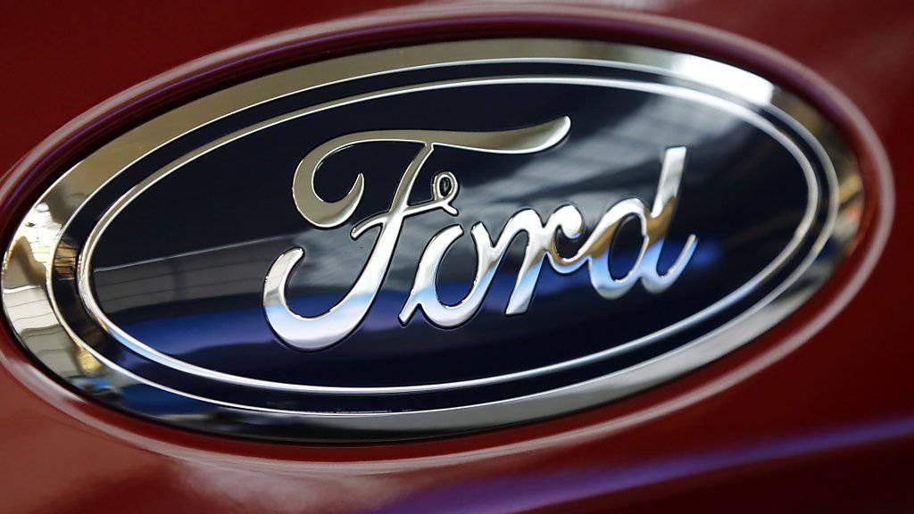 Die Ford-Tochter Argo gibt im Wettrennen um selbstfahrende Autos Gas. (Archiv)