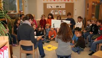 Heilpädagogik soll nun auch im Kindergarten Einzug halten. Eva Wanner