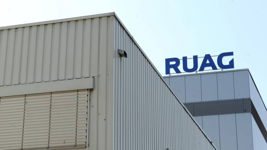 Peter Guggenbach verlässt Ruag Space. (Symbolbild)