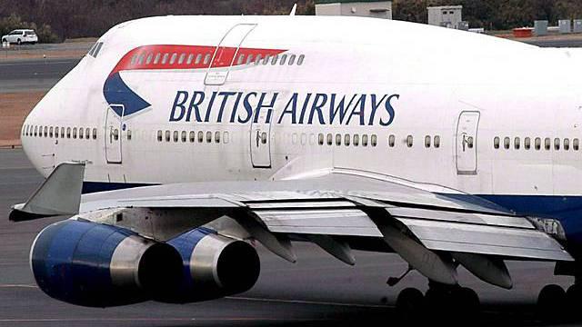 Stellenstreichung beim Kabinenpersonal bei British Airways (Archiv)