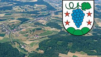 Die Bevölkerung hat dieses Wappen für die Fusionsgemeinde ausgewählt.