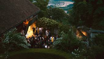 Hoch hinaus geht es am Pfingstfestival Schloss Brunegg musikalisch – und ganz real. (Archiv)