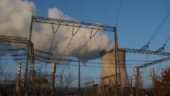 Das Atomkraftwerk Leibstadt ist nach einer Abschaltung wieder am Netz. (Symbolbild)