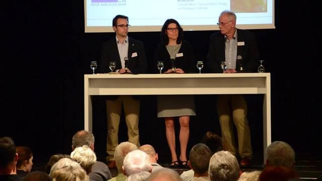 Alle drei Stadtammann-Kandidaten befürworten eine Fusion mit Schinznach-Bad: Doch ist dafür der Zeitpunkt richtig gewählt?