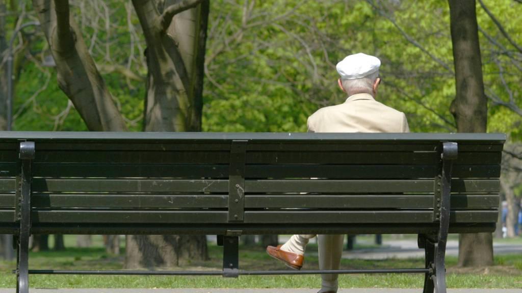 Die Initiative «Für eine generationengerechte Altersvorsorge» wollte der Umverteilung in der beruflichen Vorsorge ein Ende bereiten. (Symbolbild)