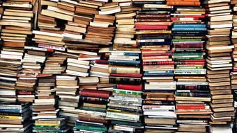 Gleich drei Schweizer Autoren eroberten im August den Literaturhimmel. (Symbolbild)
