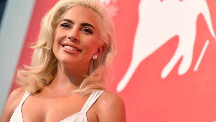 Stand für einmal als Schauspielerin im Rampenlicht: Lady Gaga präsentierte am Freitag in Venedig gemeinsam mit Kollege Bradley Cooper ihr Filmdebüt.